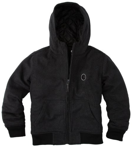 BILLABONG Herren Jacke Buck Boy' 134 grau - Grey - Gris Anthracite Chine