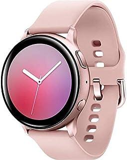 Samsung Galaxy Watch Active 2, aluminium, 40 mm, roze goud, (LTE)