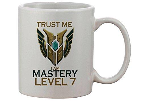 Gamer Quote Trust Me I am Mastery 7 Custom Made Mug