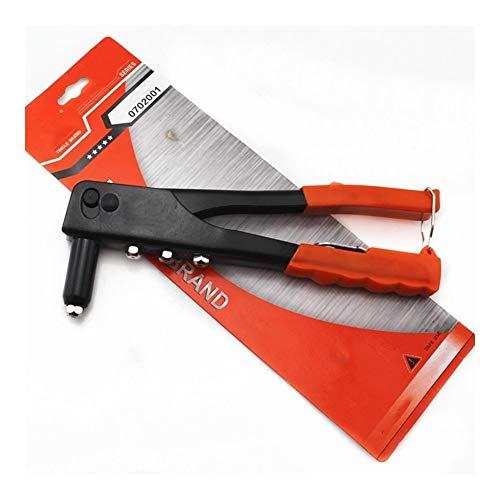 AGFXN - Bar Stools 10 inch Steel Hand Riveter,Rivet Gun, Metal Professional Riveter Tool (Color : Red)