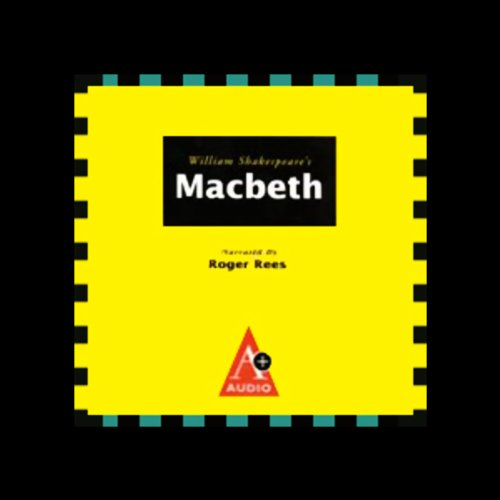 A Study Guide to William Shakespeare's Macbeth audiobook cover art
