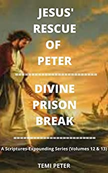 Jesus' Rescue of Peter cover photo