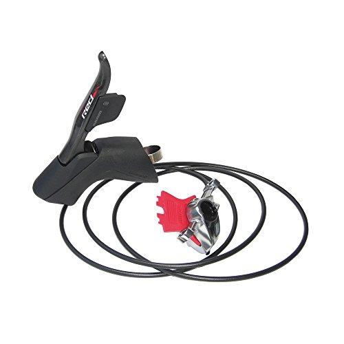 SRAM Red eTap - Frenos de disco - detrás negro 2018