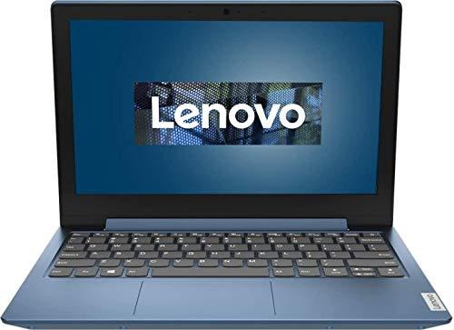 Lenovo Ideapad Slim 1-11ADA05 (82GV001SUK) 11.6' Laptop (Ice Blue) (AMD 3020e, 4GB RAM, 64GB eMMC, Windows 10 S, Microsoft 365 Personal 1-Year Subscription)
