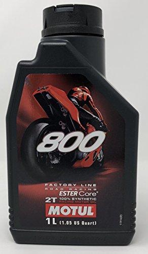 Aceite Motul 800 2t Fl Racing 1l