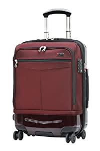 Ricardo Beverly Hills Luggage Rodeo Drive 21-Inch 4-Wheel Expandable Hybrid Wheelaboard