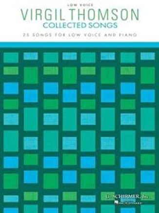 Virgil Thomson–Collected Songs