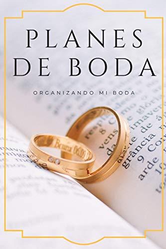 Planes de Boda: La agenda de nuestra boda. Cuaderno de apuntes para que no se te escape detalle en uno de los días más importantes de tú vida. 12o ... Tapas brillantes , flexibles y de calidad