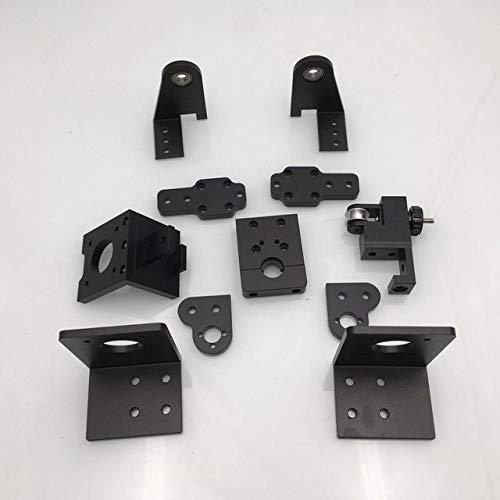 WNJ-TOOL, Upgrade-BLV AM8 A8 MGN12H Linearschiene 3D-Drucker BLV Mgn12 Mod Kit for Anet A8 / 1set for AM8 / for Prusa I3 Klon (Größe : Full kit)
