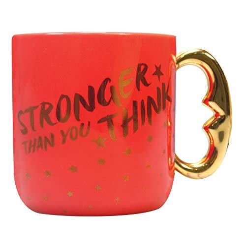 Taza en forma de caja (350 ml) - Wonder Woman (Stronger Than You)