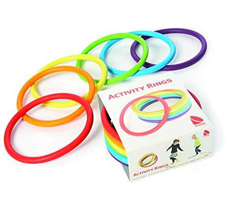 Activity Rings, 6 Stück