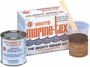 Marine Tex RM306K 1 Lb. White Marine Tex Kit Made by RM305K