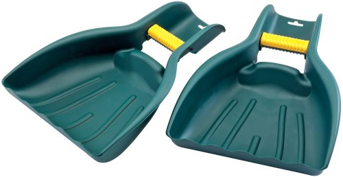 Draper 76762 Heavy-Duty Leaf Collectors (Pair)