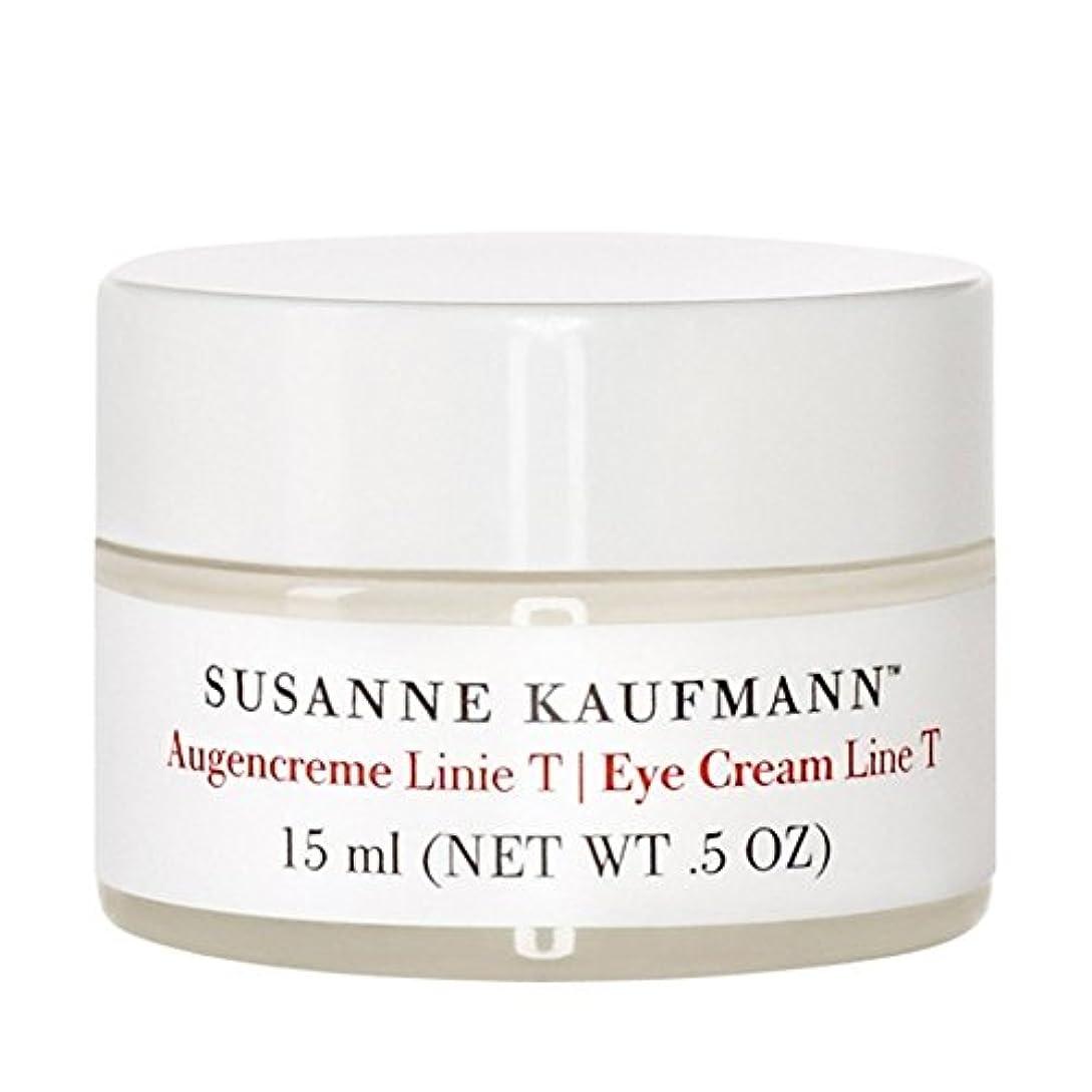 活気づくカヌーにもかかわらずSusanne Kaufmann Eye Cream Line T 15ml (Pack of 6) - スザンヌカウフマンアイクリームライントンの15ミリリットル x6 [並行輸入品]