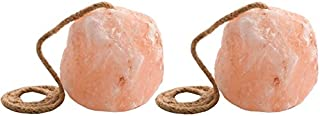 Himalayan Rock Salt (2 Pack) Lick On A Rope for Horses