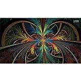Psychedelic Mind Vision, Seta, póster Educativo, póster de Arte de Pared, y Pintura en Lienzo, decoración del hogar (sin Marco), 40x60cm