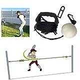 Gaddrt Baseball Trainer Einfach zu bedienen Professionelles Baseball Tune Up Kit Kampfball -