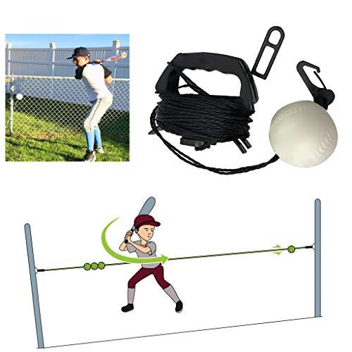 SINGOing Baseball Tune Up Treat Train Kit Baseball Trainer Kit Einfach zu bedienendes professionelles Baseball Tune Up Kit