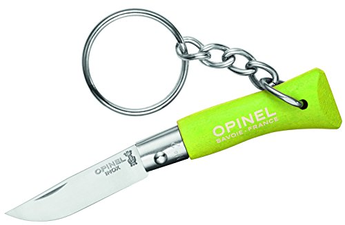 Opinel 002050 Coltello, Unisex – Adulto, Verde, Taglia Unica