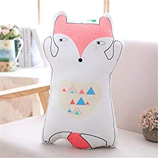 Super Soft Pp Cotton Stuffed Printing Cat/Bear/Fox/Elk/Cow/House Toy Dolls Children Pillows Plush Brinque Teen Must Haves Friendship Gifts My Favourite Superhero Cupcake Toppers