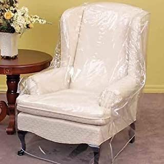 Best LAMINET Armchair/Recliner Cover - Clear Review