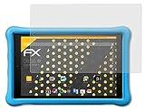 atFolix Panzerfolie kompatibel mit Amazn F¡re HD 10 Kids