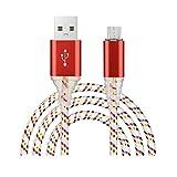Câble Micro USB Lumières LED Cordon de Chargeur de synchronisation de données...