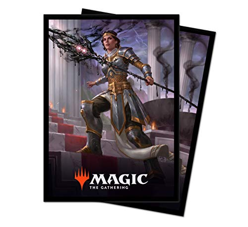 Theros: Beyond Death - Elspeth, Sun's Nemesis Deck Protector Sleeves for Magic:The Gathering (100 ct.)