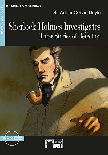 Sherlock Holmes Investigates. Buch + Audio-CD: Englische Lektüre für das 4. und 5. Lernjahr