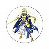 13 cm x 13 cm para Alice Schuberg Alice Zuberg Sword Art Online Calcomanías para automóviles Ventana de Parachoques