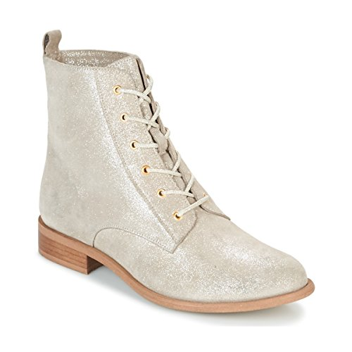 Mellow Yellow CHALOU Ankle BootsBoots Femmes Beige 36 EU Mid Boots