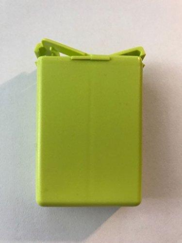 Tupperware persönlichen Mini &Salz Pfefferstreuer, Open House Collection, ideal für lunch und auf Reisen), Garten, Rasen, Instandhaltung