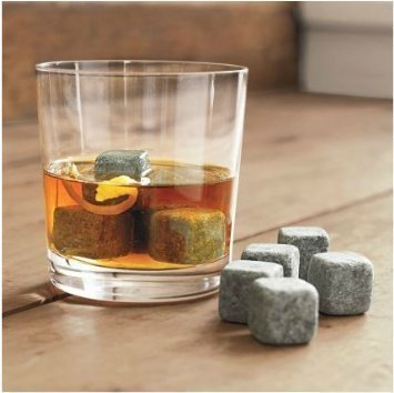 Espíritu piedras Pure esteatita Whisky hielo Rock piedra, juego de ...