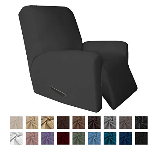 cheap Easy-to-use 4-part microfiber stretch cover – soft spandex sofa cover,…