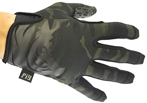PIG Full Dexterity Tactical (FDT) - Delta Utility Gloves (Multicam Black, 2X-Large)