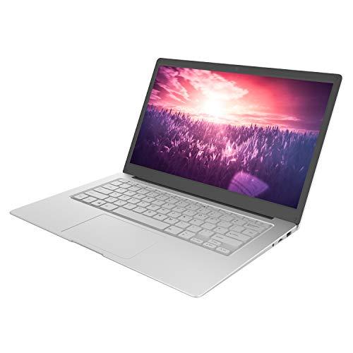 Jumper EZbook S5 14.1 Zoll 8GB RAM 256GB eMMC FHD IPS Windows10 Laptop,Intel Quad Core CPU,Ultradünnes Notebook PC unterstützt 128GB TF Karten und M.2 SSD Erweiterung (grau)