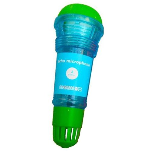 Pretend Play Stage Act Blue Educational Kids Microphone Perfect for Pool Toy Colored Mic Party Favor