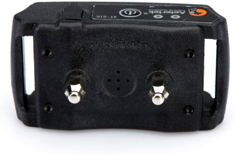 Aetertek AT216550S Waterproof 550m Remote Control Anti Bark Collar for 1 Dog