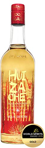 Huizache Tequila Reposado - Gold Gewinner World Spirits Award 2019-100% Agave (1 x 0.7 l)