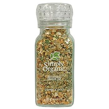 Simply Organic Citrus A peel Certified Organic | 2.54 oz