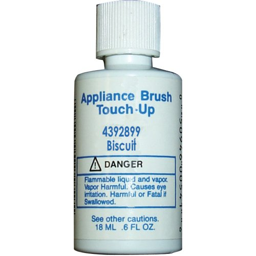 4392899 Appliance Brush-On Touchup Paint (Biscuit)