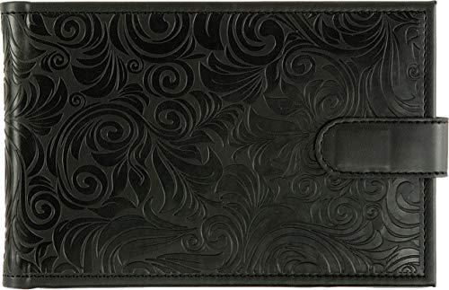 Black Photo Album (Holds 48 4'' x 6'' photos, Brag Book)