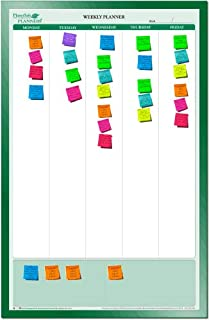 Sticky-Note Weekly Task and Goal Planner 24 in. x 38 in.