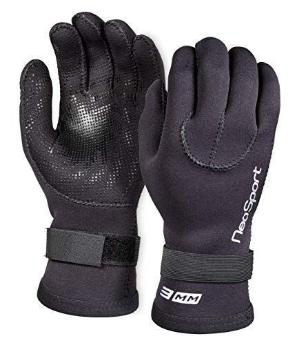 Neo Sport 5MM Premium Neoprene Kayak Gloves