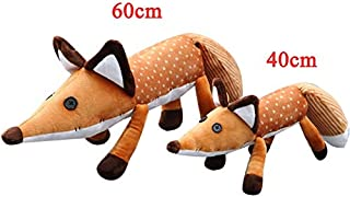 VKISI New 2 Types 1Pcs 45Cm/60Cm Prince Plush Dolls The Fox Stuffed Animals Plush Education Toys Gift for Kid Birthday Xmas Must Have Gifts Gift Box Favourite Movie 5T Superhero Girls UNbox Me