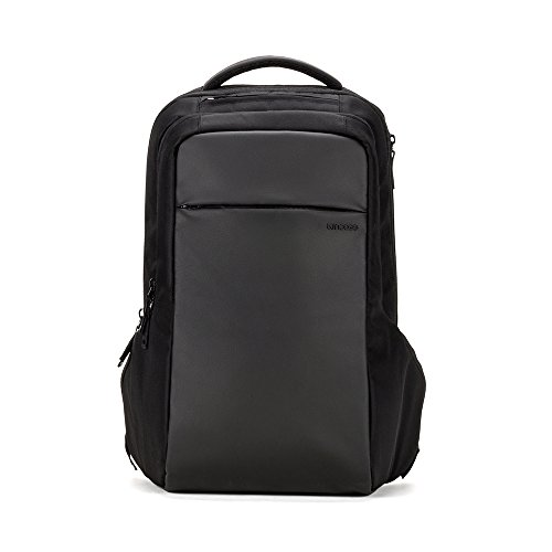 Incase ICON Triple Black Backpack [Fits up to 15' Macbooks & Laptops] -