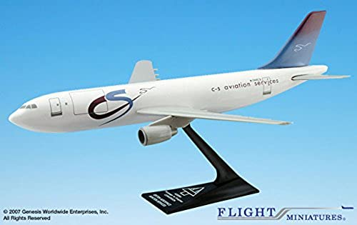 Flight Miniatures CS Aviation Services UK Airbus A300B4 1 200 Scale Display Model