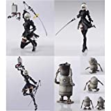 PS4 Game anime figure NieR Automata YoRHa No. 2 Type B 2B Cartoon Toy figma Action Figure Collection Model Doll