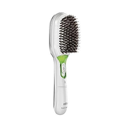 Braun Satin Hair 7 BR750 - Cepillo Alisador de Pelo con Cerdas Naturales Barato y Bueno