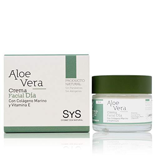 Laboratorio SyS Crema Facial Aloe Vera - 300 ml